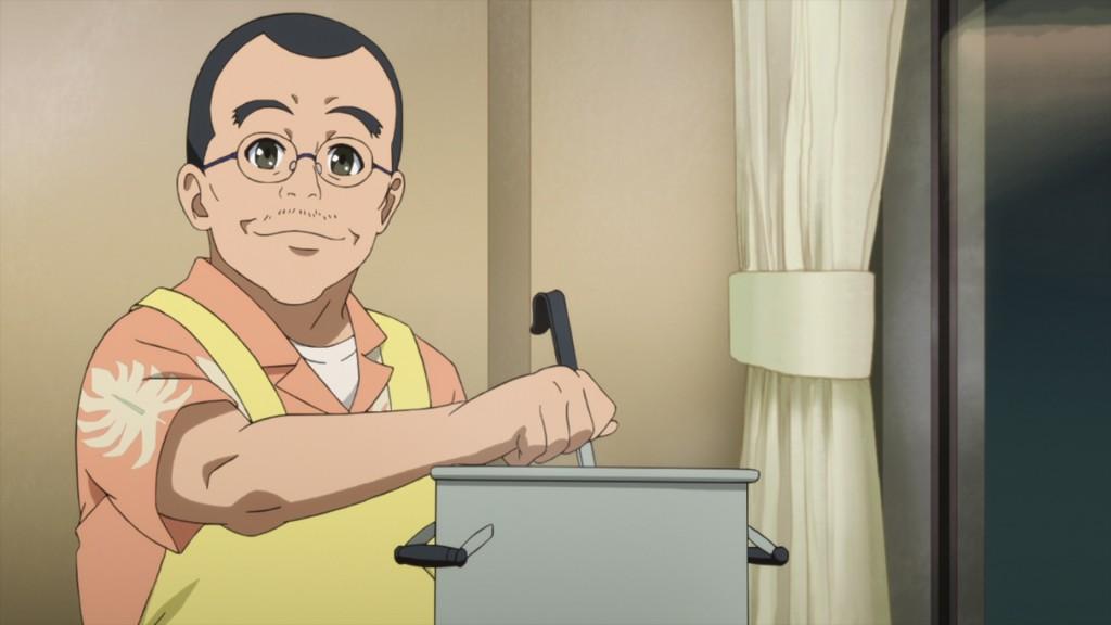 『アンデスチャッキー』制作時、武蔵野動画で設定制作をしていた丸川社長